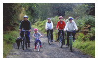 Mountain Biking & Family Cycling